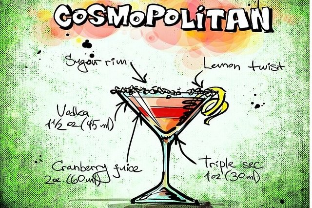 cocktail-cosmopolitan